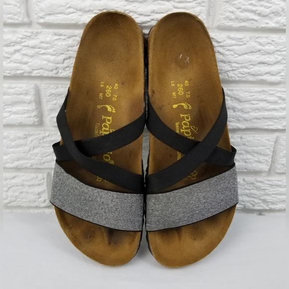 Birkenstock Shoes - Birkenstock Papillio Cosma Sandals US 9 Silver 6c6f51f58b3